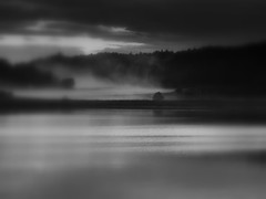 play misty for me (blazedelacroix) Tags: mist sweden beforethenight summer blazedelacroix misty play reflektor eriksö mystery