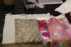 Festival of Stuff: Day Two (Institute of Making) Tags: wood fashion woodwork patterns glue textiles making materials dyes laminate forming shaping jailmake instituteofmaking fayemcnulty