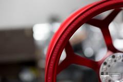 Vossen Forged- NV Series NV1 - Scarlett Red - 45039 -  Vossen Wheels 2016 - 1008 (VossenWheels) Tags: nv forged madeinusa novitec nv1 madeinmiami forgedwheels vossenforged scarlettred vossenforgedwheels vossenwheels2016 novitecxvossen