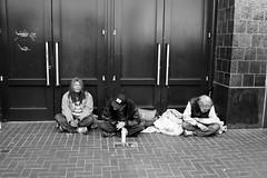 panhandlers (vhines200) Tags: sanfrancisco homeless panhandler 2016