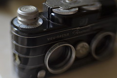 A Whole 'Nother Dimension (MPnormaleye) Tags: camera classic lensbaby analog 35mm photography design 3d soft bokeh optical retro stereo utata streamlined viewmaster