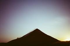 2016.06.04 Tainan (chunhao93) Tags: asia taiwan tainan saltmountain salt mountain sky evening sun light shadow lomo lca photography travel voyage film