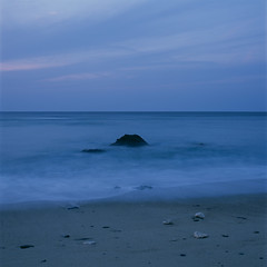 dusk (akira ASKR) Tags: okinawa  provia100f hasselblad500cm rdpiii planarcf80mm 201603