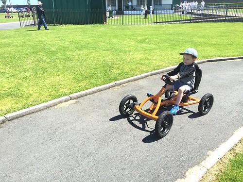 Newcastle Racer