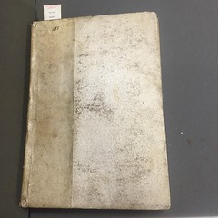 Binding from Bryn Mawr College Library fA-551 (Provenance Online Project) Tags: basel binding specialcollections 1492 brynmawrcollege amerbachjohannes14411513 ambrosesaintbishopofmilan397 brynmawrcollegelibraryfa551 brynmawrcollegelibrary