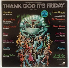 Thank God It's Friday (Nobo Sprits) Tags: thank god its friday disco donna summer diana ross motown 70s 1978 music lp cd
