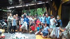 Trash Walk Adventure (greenbyjohn) Tags: trashwalk bambuindah ubud trash garbage john hardy bali sampah sampahjujur