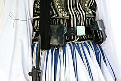 Evzone, la jupe fustanelle (olivier.ghettem) Tags: athens athènes greece grèce evzone evzones europe europedusud armée army militaires uniforme hommes portraits jupe fustanelle