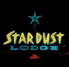 Stardust Lodge NO Vacancy - night view (hmdavid) Tags: california sign night motel laketahoe lodge stardust novacancy