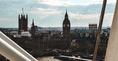 ben from the eye (xlowmiller) Tags: england london uk unitedkingdom bigben building city clock urban