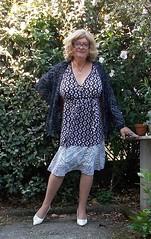 2016 - 08 - 05 - Karoll  -  005 (Karoll le bihan) Tags: femme feminization travestis tgirl travestie travesti transgender transvestite crossdressing travestisme travestissement fminisation crossdress feminine lingerie escarpins bas stocking pantyhose stilettos