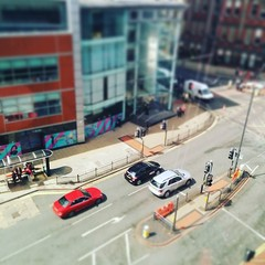 Another view from my new window at work #leeds (Alastair Montgomery) Tags: instagram another view from new window work leeds