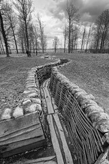 Bayernwald Trench (Nick J Stone) Tags: france bayern bavaria belgium trench german ww1 greatwar ypres worldwar1 positions trenches salient deutscheland 9484 bayernwald nickstone invisibleworks countermining