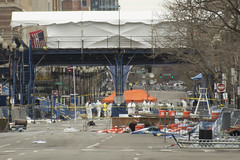 Finish line (R23W) Tags: usa boston race america marathon military police cnn terrorism copley boylston investigation bombings