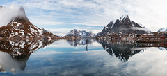 Peaks around Reine (Colin McDougall) Tags: norway lofoten reine
