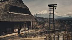 Ancient Mount Fuji Village (Stuck in Customs) Tags: japan tokyo stuckincustoms treyratcliff stuckincustomscom
