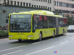 Mercedes Citaro G II Liechtenstein Bus nr.50 (Pi Eye) Tags: bus mercedes fl liechtenstein autobus postauto vaduz e4 facelift gnv postbus erdgas lba citaro gelenk citarog articul o530 liemobil