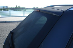 Wearing Black (RayKippig) Tags: black soot a4 audi avant rus