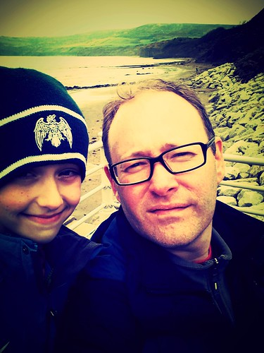 Alfie & I, Robin Hood Bay - Saturday 18th May 2013
