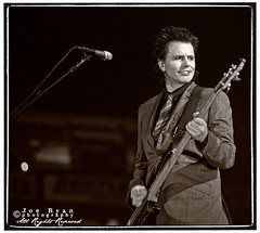John Taylor of Duran Duran (Joe Ryan photography/ ryanfoto.com) Tags: 2005 philadelphia spectrum pennsylvania duranduran johntaylor