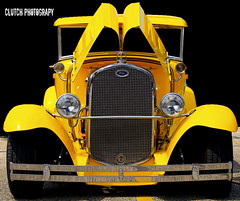 Yellow Ford (Clutch Photography) Tags: auto show road old family red party usa man money game hot reflection men eye art classic cars ford love beautiful car wisconsin digital 35mm landscape outside person photography rumble team mutt community friend automobile gm power place body muscle mark father wheels calm camaro story part ii killer cannon dodge rod jefferson clutch motor member mopar rims productions v8 junkies clutchphotography