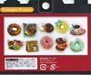 Qlia Photrip Doughnuts kawaii sticker sack - available (paflip25) Tags: sticker flake donuts kawaii trade qlia swapbot photrip