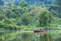 Pendayung Sampan | Situ Gunung, Sukabumi