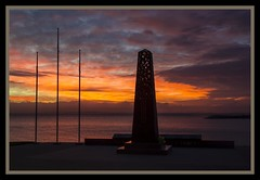 Redcliffe Defence Memorial-Moreton Bay-1= (Sheba_Also) Tags: bay redcliffe defence memorialmoreton
