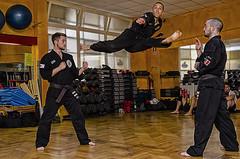 Frozen (Claudio Cantonetti) Tags: sport training fight indoor agility forza palestra gym lotta boxe strenght mma boxeur pugilato pugile allenamento combattimento agilit