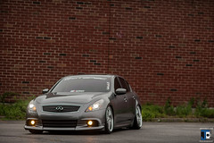 """WORK Durandal DD5.2 on Infiniti G37 • <a style=""""font-size:0.8em;"""" href=""""http://www.flickr.com/photos/64399356@N08/9351231777/"""" target=""""_blank"""">View on Flickr</a>"""