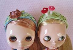 woodland headbands