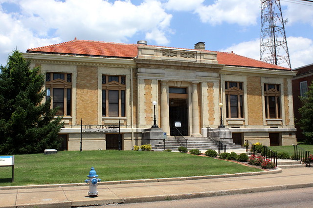 Carnegie Center for Arts and History - Jackson, TN
