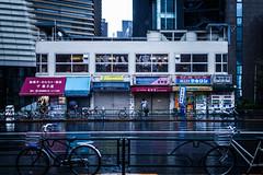 20130807_04_ (foxfoto_archives) Tags: ex rain japan photoshop canon eos 50mm tokyo ginza mark f14 sigma adobe ii  5d   50 dg lightroom  hsm