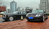 RR & Continental (Rabookie) Tags: spur flying continental rollsroyce phantom luxury bentley
