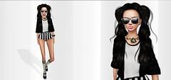 Lookbook66 (Sery Darkrose) Tags: italy girl make up fashion hair blog skin body style blogger sl co week whatever lipstick fusion the lookbook tdr ricielli