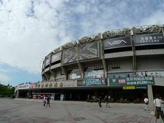 P1000691 (celeste_mer) Tags: 棒球 2009年 高雄棒球場