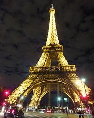 Eiffel Tower (magnum_lady) Tags: paris france night lights eiffeltower