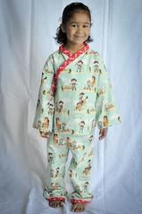 New cozy pajamas! (Juliamom2009) Tags: flannel olivers sasparilla valoriwells bedtimestorypajamas rileyblake