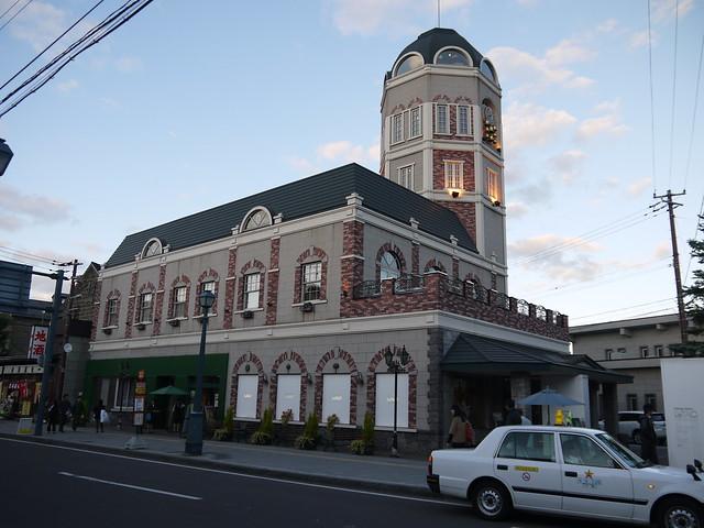 小樽堺町通り商店街