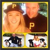 Lets go Pirates!  #pittsburgh #pirates #baseball #rebuildingsince1992 #sports #love #bubba #dogs
