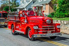 DSC_7903 (IrishEyezPhotography) Tags: rescue tower truck engine utility parade ladder firefighter command apparatus upland delawarecounty delco fireapparatus firemensparade