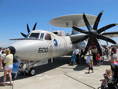 "Grumman E-2C Hawkeye (1) • <a style=""font-size:0.8em;"" href=""http://www.flickr.com/photos/81723459@N04/10433640284/"" target=""_blank"">View on Flickr</a>"