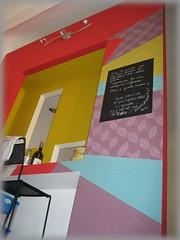 DECORAZIONI murali, cucina
