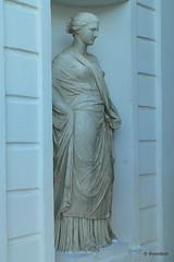 Севастополь, скульптура на Графской Пристани