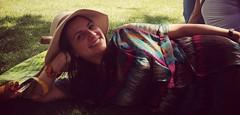Feria del sanguche: C'est moi (Colombina F.) Tags: sombrero selfie icedteafilter