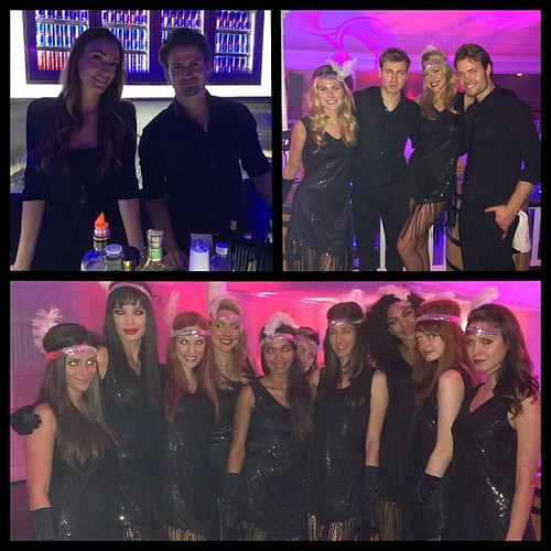 Redbull's Holiday Party! All night long! #redbull #servers #bartenders #events #eventlife #santamonica #staffing #models #200ProofLA #200Proof