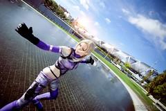 Nina Williams (Nebulaluben) Tags: madrid 2 game costume spain williams cosplay tag tournament nina fighting tekken nebulaluben prukoginojutsublog pugoffka