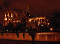 Notre Dame de Paris (Ritaazz) Tags: paris night notredame