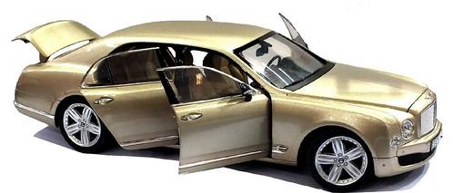 Rastar Bentley Mulsanne