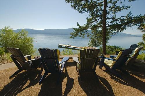 Peaceful Lake Okanagan